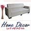 ספה תלת מושבית מסוגננת HOME DECOR דגם סופה
