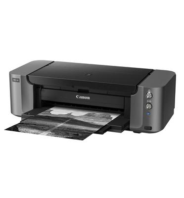 מדפסת פוטו אלחוטית מקצועית לצלמים ואמנים תוצרת CANON דגם PRO10S