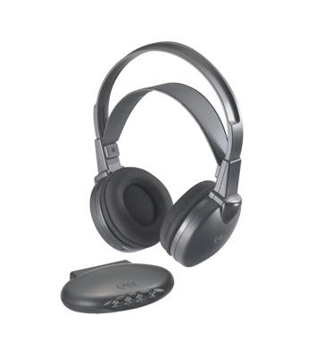 אוזניות אלחוטיות סטריאופוניות  עד 15 שעות האזנה! תוצרת LEXUS דגם IR-322