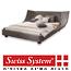 מיטה מתכווננת אורטופדי רב-אזורי, מזרני ויסקו אלסטי מבית Swiss System דגם Cocoon