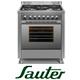 """תנור משולב כיריים ברוחב 70 ס""""מ בעיצוב חדשני סדרת MATRIX תוצרת Sauter. דגם XXL7000"""