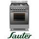 תנור משולב כיריים בעיצוב חדשני מסדרת MATRIX תוצרת Sauter. דגם XXL6000