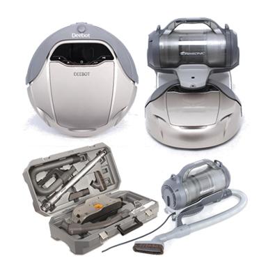 שואב אבק רובוטי עם 6 תוכניות לינקוי מושלם מבית ECOVACSROBOTICS דגם D77-תצוגה