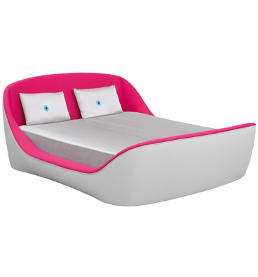 מיטה זוגית מתכווננת מבית Swiss System דגם  האח הגדול - מתצוגה
