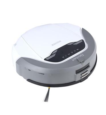 שואב אבק רובוטי לניקוי כל סוגי המשטחים מבית ECOVACSROBOTICS דגם D63-תצוגה