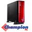 מחשב נייח Intel® Pentium  G3220 Processor מסדרת MICRO RED תוצרת CHAMPION