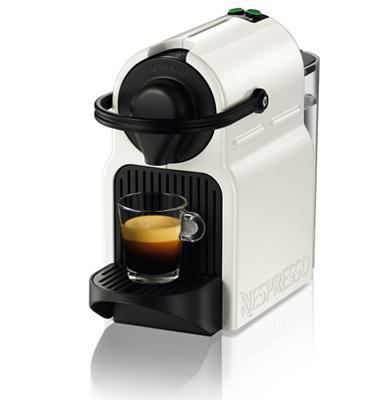 מכונת קפה Nespresso  איניסייה בצבע לבן דגם C40