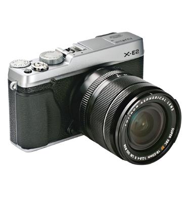 מצלמה דיגיטלית 16.3MP תוצרת  FUJIFILM דגם X-E2