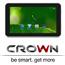 """טאבלט 7"""" מערכת הפעלה Android 4.2.2 Jelly Bean מעבד ליבה כפולה תוצרת CROWN דגם CR7A10-A23"""