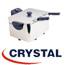 סיר טיגון מקצועי 6 ליטר הכולל רשת ענקית ושתי רשתות קטנות תוצרת קריסטל דגם DF-634