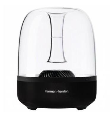 רמקול אלחוטי היקפי תוצרת Harman Kardon דגם Harman Aura