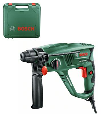 פטישון קומפקטי 550 וואט תוצרת BOSCH דגם PBH 2100 RE