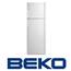 מקרר עם מקפיא עליון 320 ליטר No Frost תוצרת BEKO דגם DN135120