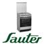 תנור אפיה משולב כיריים 4 להבות תוצרת SAUTER דגם SAF86