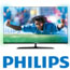 "טלוויזיה 49"" SMART TV 3D 4K 600Hz LED תוצרת PHILIPS דגם 49PUS7809"