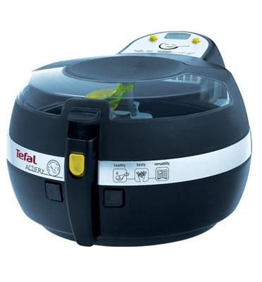 """סיר טיגון ובישול בריא 1 ק""""ג Tefal ActiFry w1400 תוצרת צרפת דגם FZ706228"""