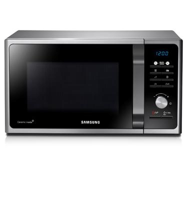 מיקרוגל משולב גריל 23 ליטר 800W תוצרת Samsung דגם MG23F301TCS