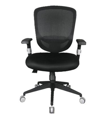 כסא מנהלים עם גב רשת מבית TOP PRICE דגם מסי