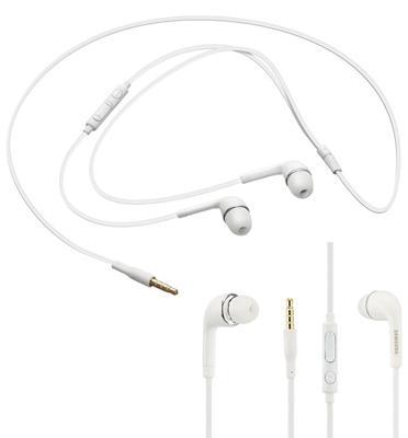 אוזניות עם שלט ומיקרופון לדיבור לשליטה על עוצמת הקול תוצרת Samsung דגם SAMEAR