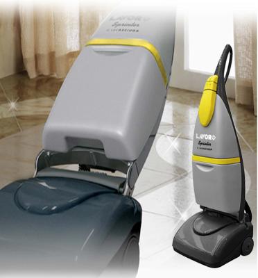 מכונה מקצועית W800  לניקוי רצפות כולל קרצוף בסבון/שטיפה ושאיבת נוזלים וייבוש הרצפה מבית LAVOR