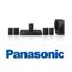 מערכת קולנוע ביתי מתקדמת הכוללת 5 רמקולים + סאב וופר ומגבר תוצרת Panasonic דגם SC-XH105