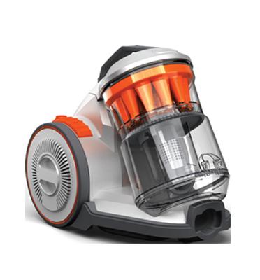 שואב אבק צילינדר רב צקלוני 1400W עוצמת שאיבה 280AW תוצרת VAX דגם C88-AM-BI