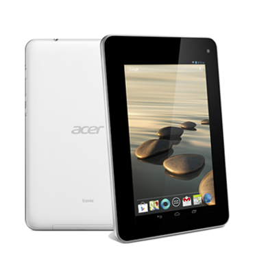 """טאבלט 7"""" מעבד Intel Dual-core 1.2 GHz אחסון 16GB תוצרת Acer דגם ICONIA B1-710"""