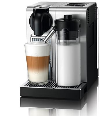 מכונת קפה Nespresso לטיסימה פרו כולל מקציף חלב מובנה דגם F456