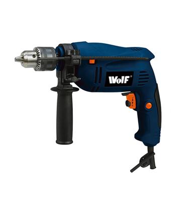 מקדחה רוטטת 550W תוצרת Wolf דגם 1003124-1