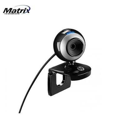 מצלמת אינטרנט במיוחד עבור שיחות ועידה, וידאו מייל וצילום סטילס תוצרת HP דגם PRO WEBCAM