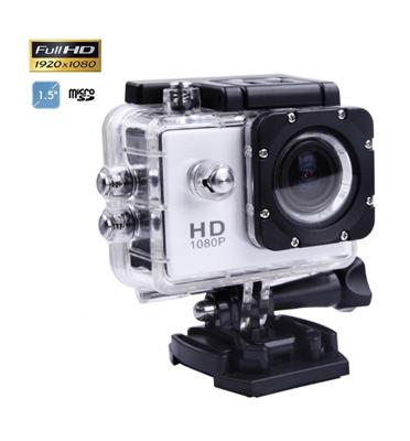"""מצלמת אקסטרים FULL HD 1080P מסך 1.5"""" מבית Matrix Electronics דגם PD1610E40"""