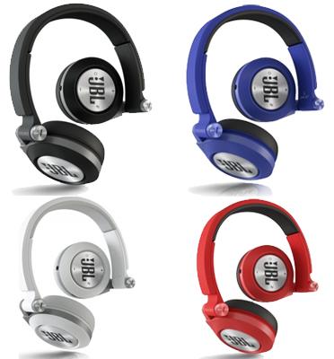 אוזניות קשת אלחוטיות עם מיקרופון דגם E40 BT מבית JBL