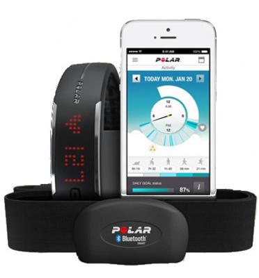 חבילת ספורטיבית הכוללת צמיד פעילות דגם LOOP + משדר חכם דגם H7 תוצרת POLAR + מתנה!