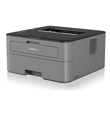 מדפסת לייזר עם דופלקס תוצרת BROTHER דגם HL-L2300D