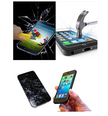 מגן מסך מזכוכית מחוסמת לסמארטפונים המקורי! להיט בילאומי!  לחסכון בכסף, לנוחות ויעילות דגם SPEC