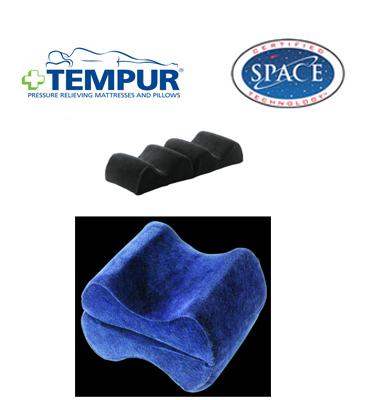 כרית תמיכה לרגליים מבית הולנדיה דגם  LEG SPACER TEMPUR