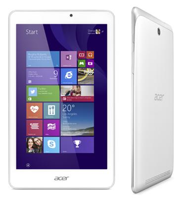 טאבלט IconiaTAB 8 W תוצרת Acer דגם w1-810