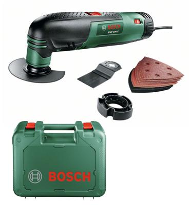 מסור/ מלטשת רב שימושי 190 וואט תוצרת BOSCH דגם PMF190E