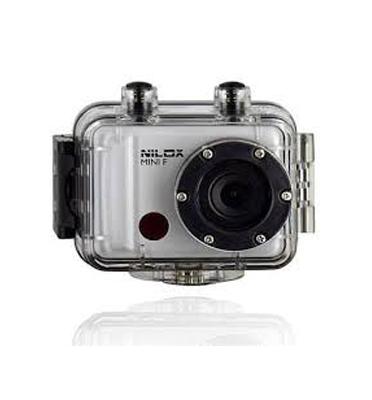 מצלמת אקסטרים FULL HD סטילס ווידאו מארז עמיד למים תוצרת NILOX דגם MINI F כולל חבילת מתנות