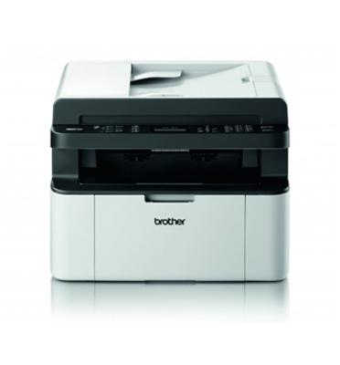 מדפסת משולבת לייזר אלחוטית (מדפסת + סורק + מכונת צילום + פקס) תוצרת BROTHER דגם MFC1910W