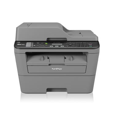 מדפסת לייזר A4 אלחוטית עם פקס תוצרת BROTHER דגם MFCL2700DW