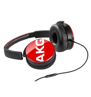 אוזניות קשת עם מיקרופון תוצרת AKG דגם Y50