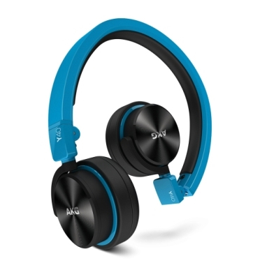 אוזניות קשת עם מיקרופון תוצרת AKG דגם Y40