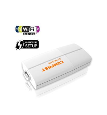 כרטיס רשת אלחוטי בחיבור USB - מהירות 300mbps, תקן N, כולל WPS מובנה מבית MATRIX דגם mat835