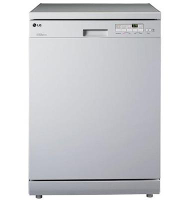מדיח כלים רחב 5 תוכניות ל-14 מערכות כלים תוצרת LG דגם D1450