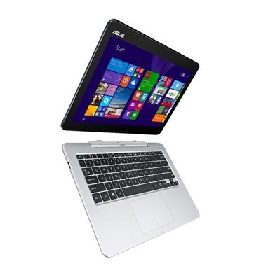 מחשב נייד Transformer Book כולל מקלדת תוצרת .Asus דגם T300FA-FE004H מחודש