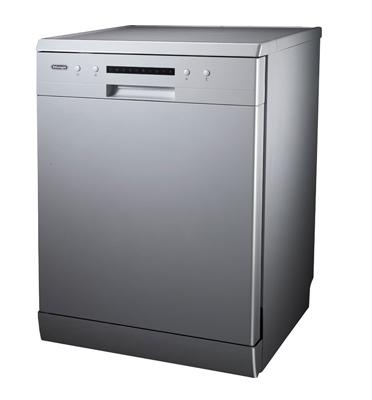 מדיח כלים רחב ל-14 מערכות כלים תוצרת DELONGHI דגם WMD67S