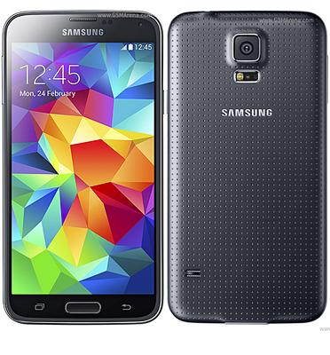 """סמארטפון עם שנה אחריות מסך 5.1"""" מעבד Quad Core תוצרת SAMSUNG דגם GALAXY S5 SM-G900 מחודש!"""