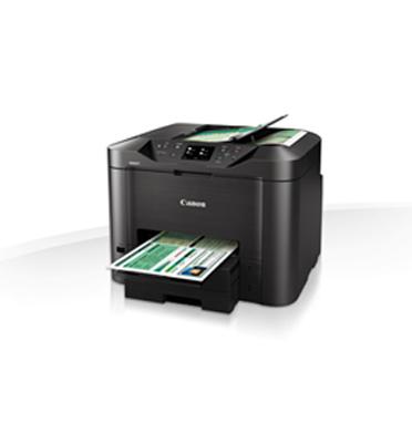 מדפסת משולבת 4 ב-1 תוצרת CANON דגם MAXIFY MB5350