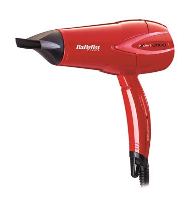 מייבש שיער מסדרת EXPERT 2000W תוצרת BABYLISS דגם  D302R